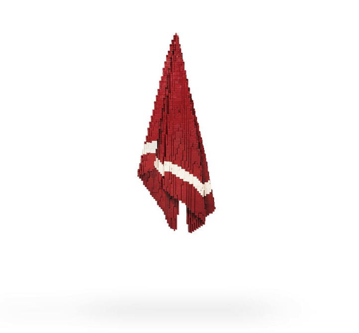 Lego Red Towel