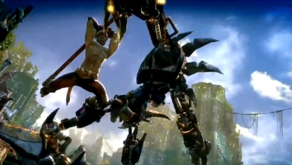 'Enslaved: Odyssey to the West' (Third Person Action Adventure Platformer)