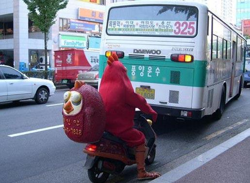 Chicken Delivery