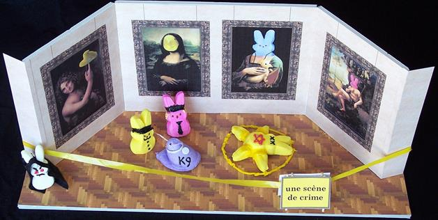 Peep Art Crime