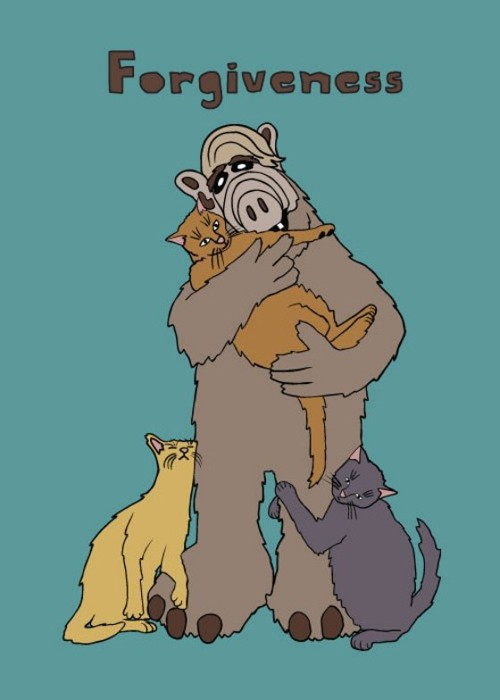Alf and Cats