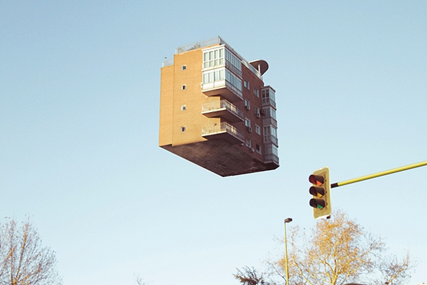 Floating Building
