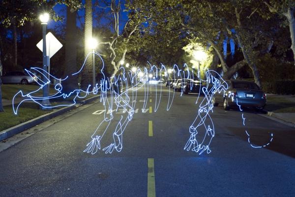 Light Dinosaurs