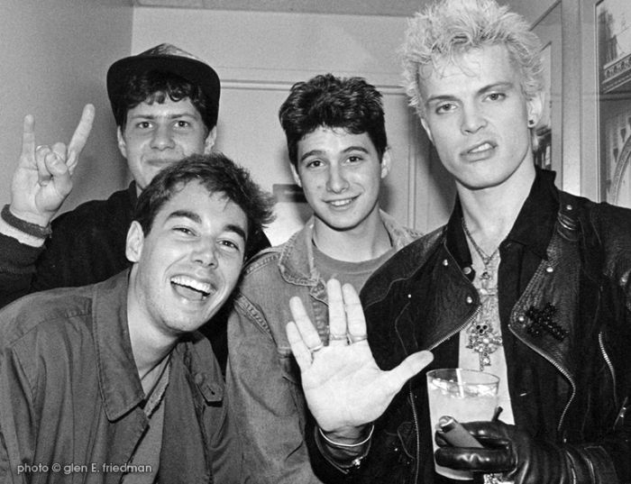 Beastie Boys & Billy Idol
