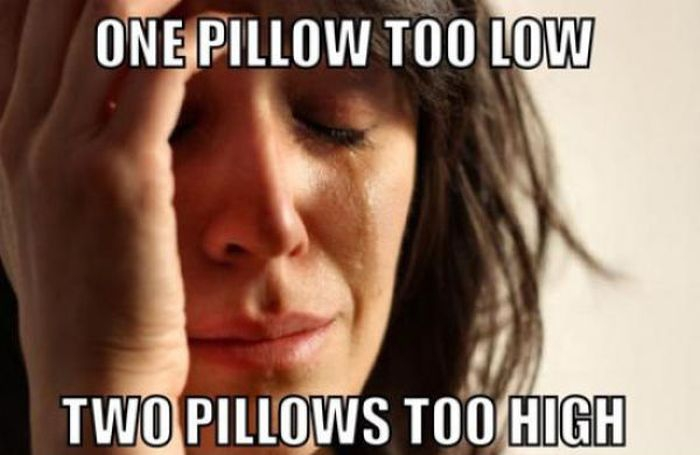 Pillow Problems
