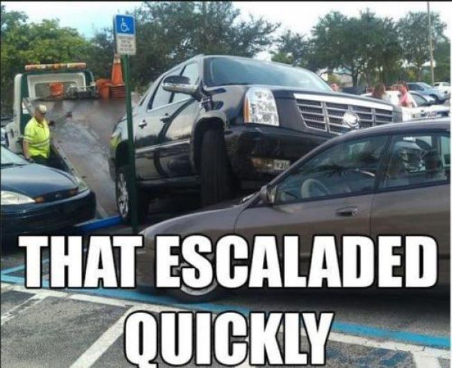 Escalde Accident