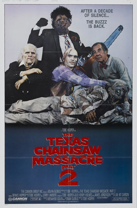Texas Chainsaw Massacre Part 2