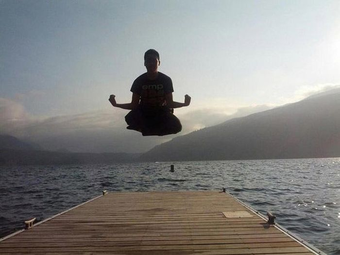 Floating Meditation