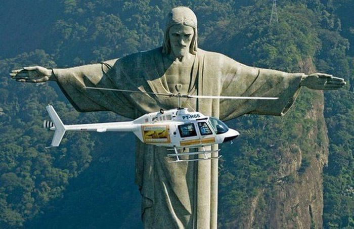 Religious Helicopter
