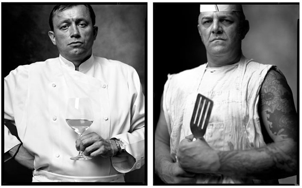 The French Chef and the Short Order Cook