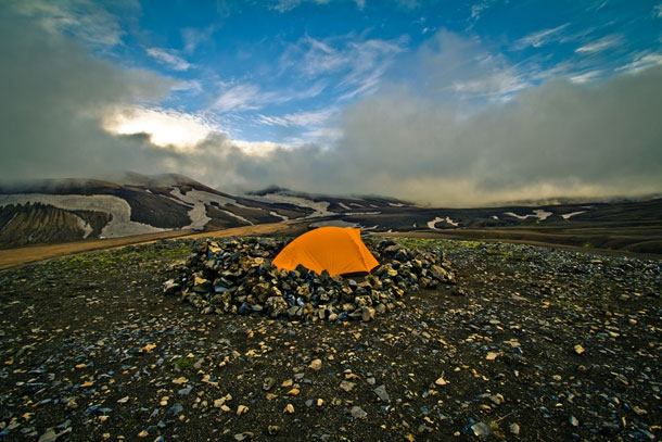 Iceland Tent