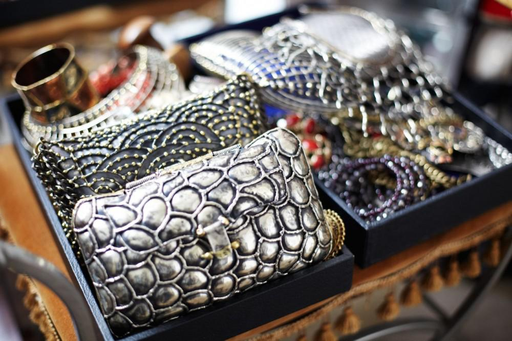 Purses And Jewelry