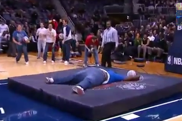 Painful Slam Dunk Fails