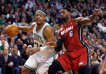 Miami Heat vs. Boston Celtics