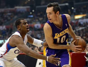 Los Angeles Clippers vs. Los Angeles Lakers