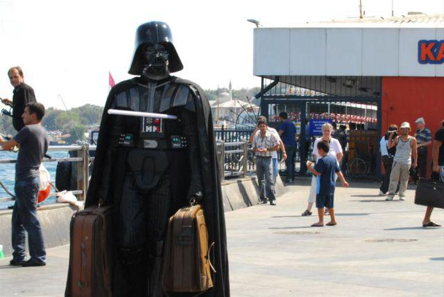 Cruise Vader