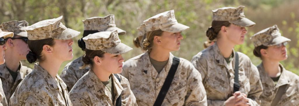 Marine Girls