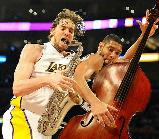 NBA Music Band