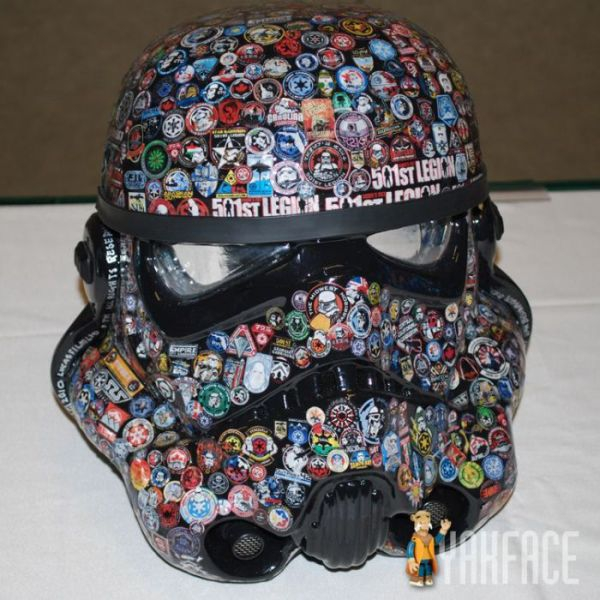 pin storm trooper helmet