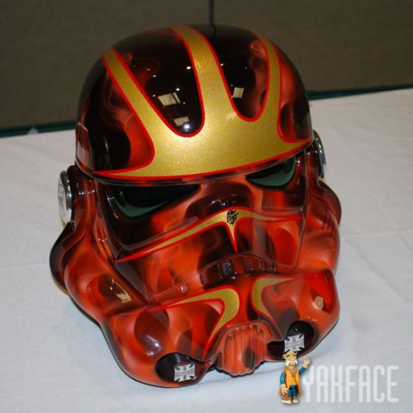 fire storm trooper helmet
