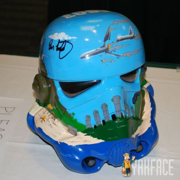 9/11 storm trooper helmet