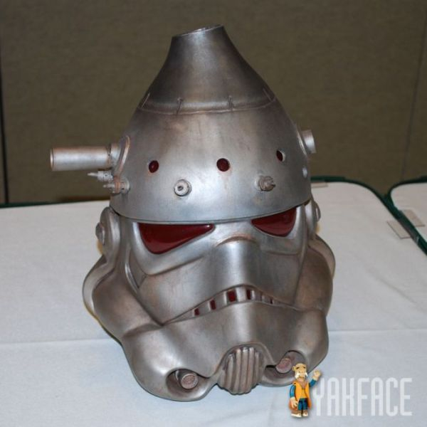 tin man storm trooper helmet