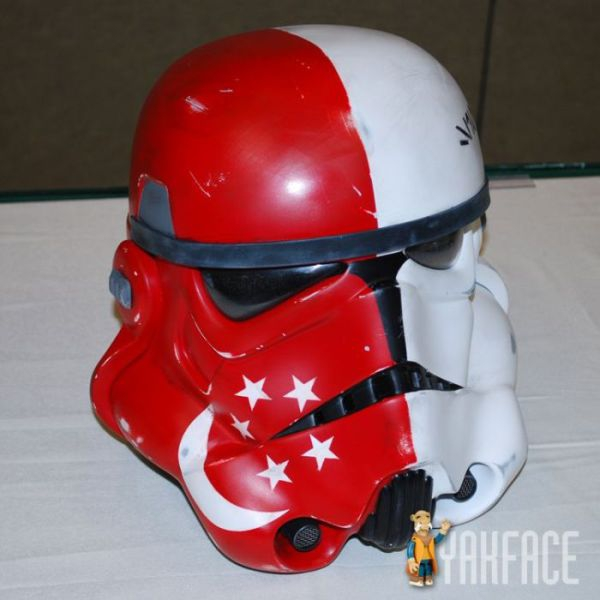china storm trooper helmet