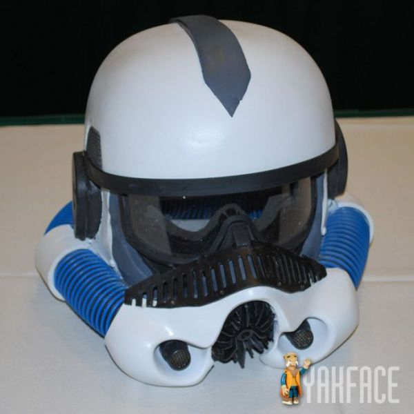 halo storm trooper helmet