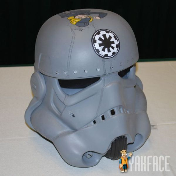 angel pilot storm trooper helmet