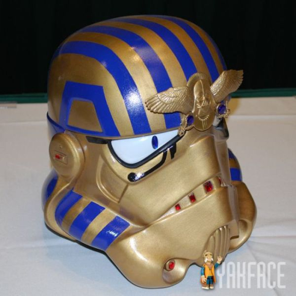 egypt storm trooper helmet