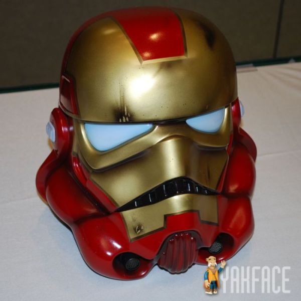 iron man storm trooper helmets