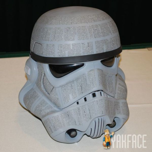death star storm trooper helmet