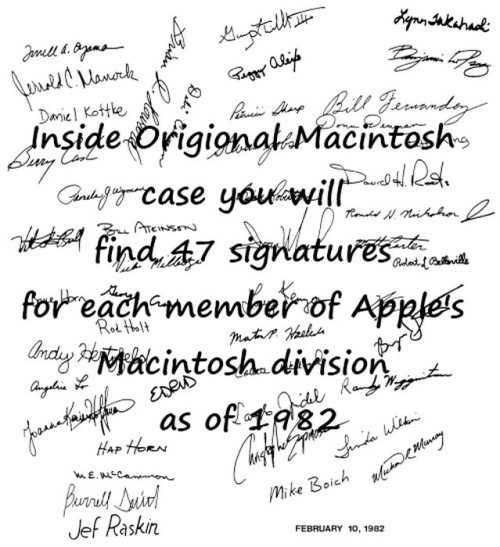 Original Macintosh Case