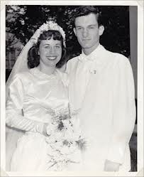 Hefner and his first wife Mildred Williams