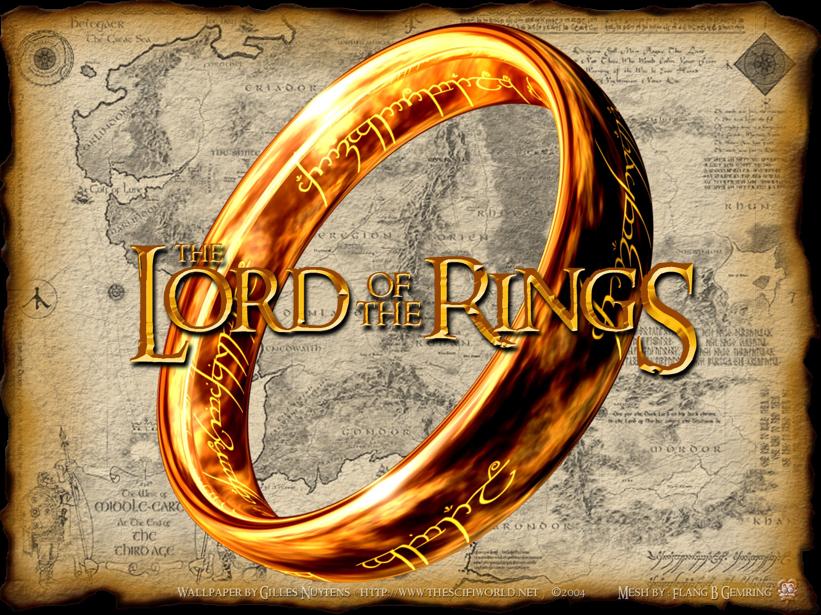 the lord of the rings 2001-03
