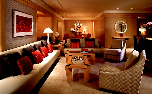 Ritz Carlton Suite, the Ritz Carlton