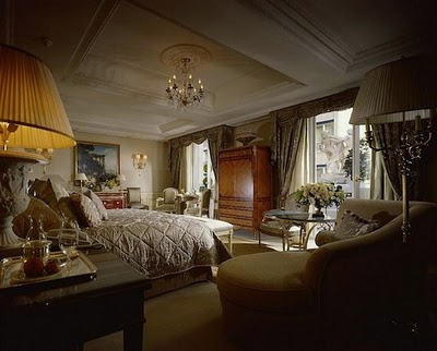 Royal Suite, Four Seasons George V