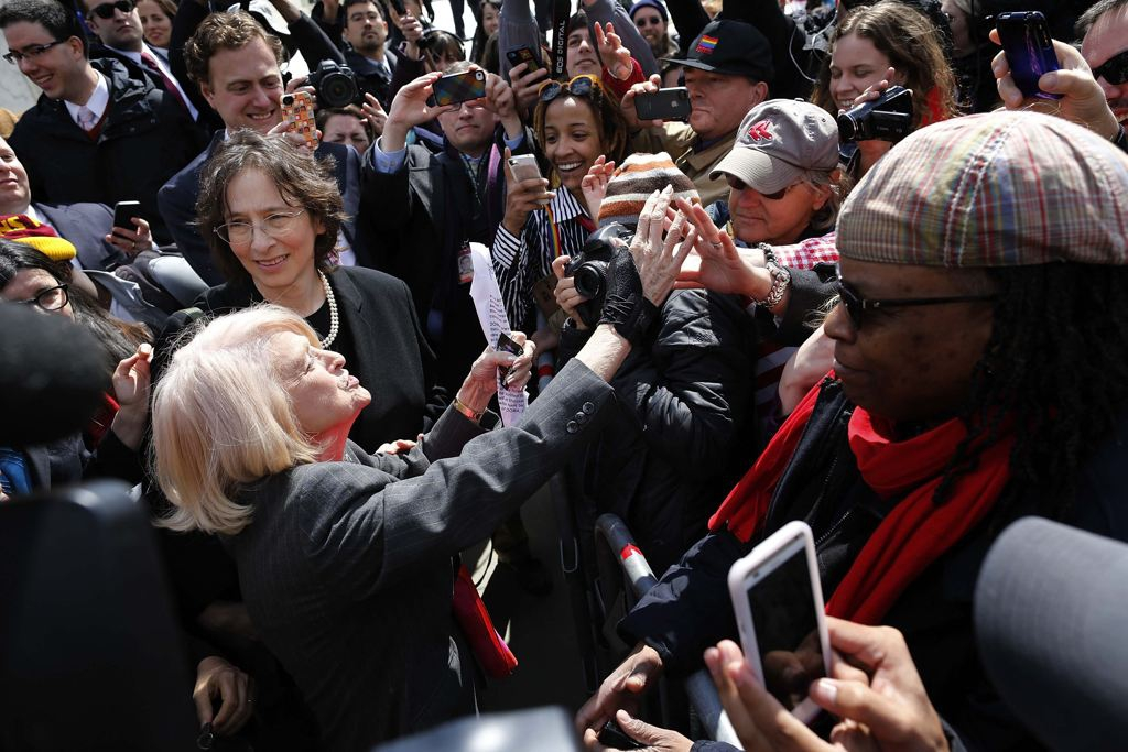 Edith Windsor In The Public eye