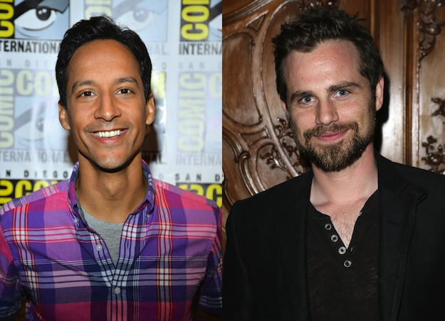 Danny Pudi and Rider Strong are both 34.