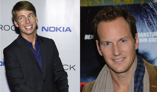 Jack McBrayer and Patrick Wilson are both 39.