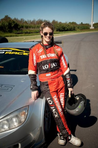Lisa Kelly Racer