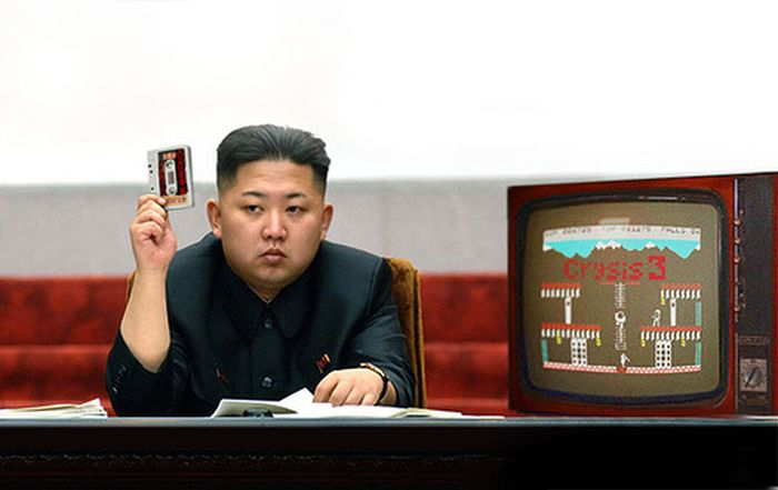Kim Jong-Un Video Games