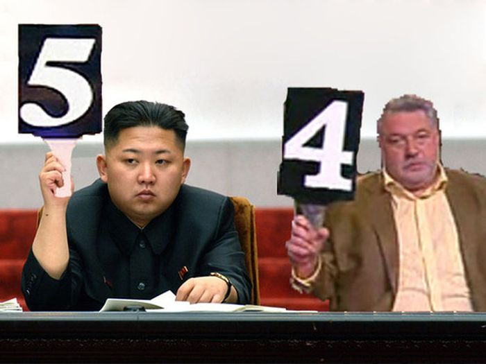 Kim Jong-Un Bidding War