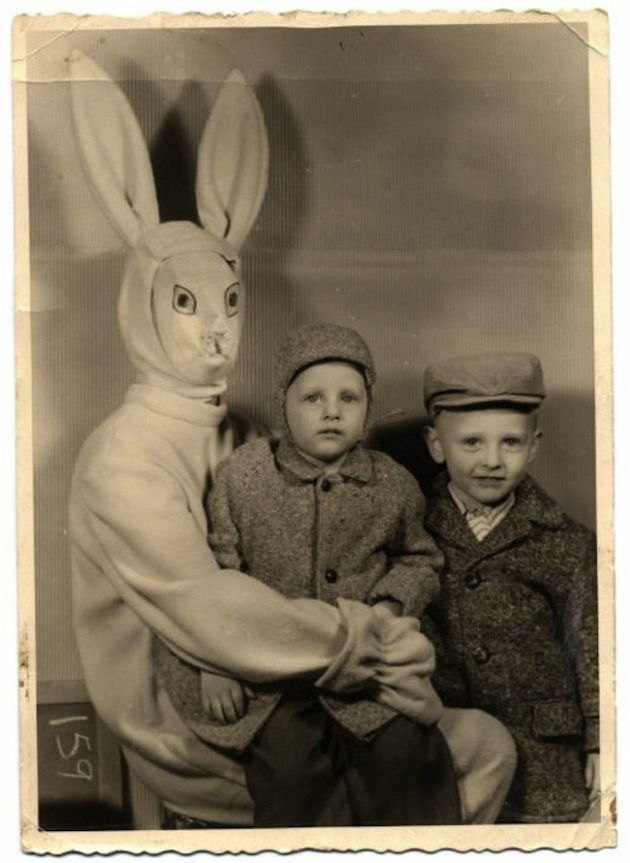 Creepy Bunny Costume