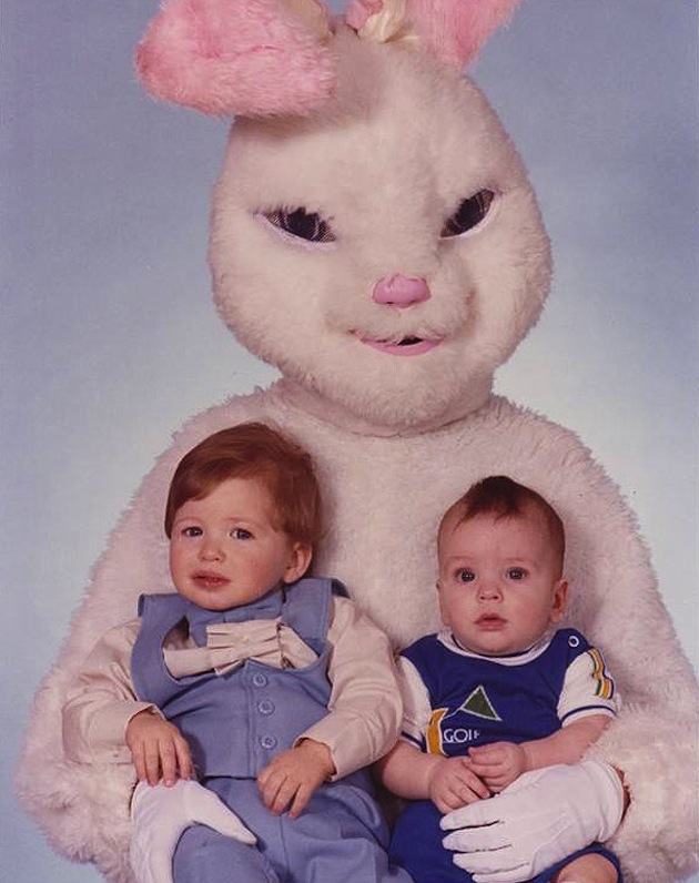 Horrifying Easter Bunny