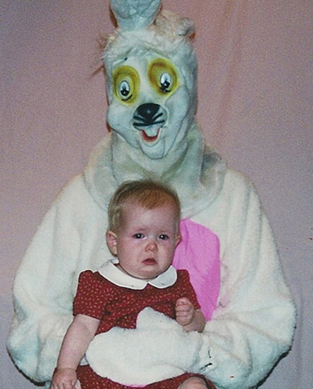 Terrifying Easter Costume