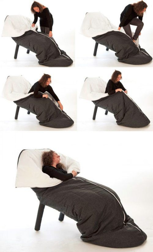 Sleeping Chair