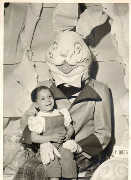 Terrifying Rabbit