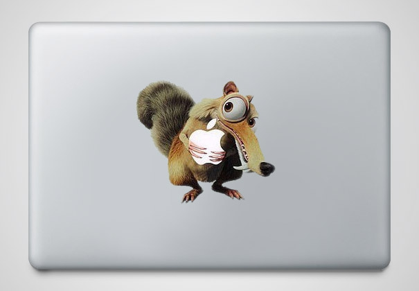 From the movie Ice Age
