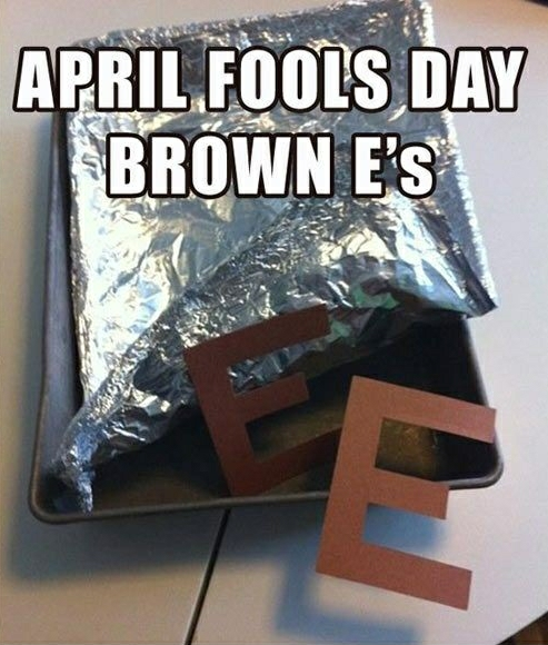 Bring some Brown-E's to the Office